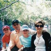 Fernanda,Vida and Anisha Cirillo, Rivière-des-Prairies